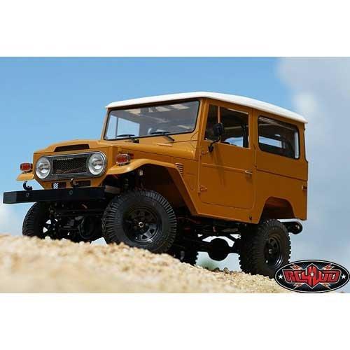 RC4WD Gelande II RTR Truck Kit w/Cruiser Body