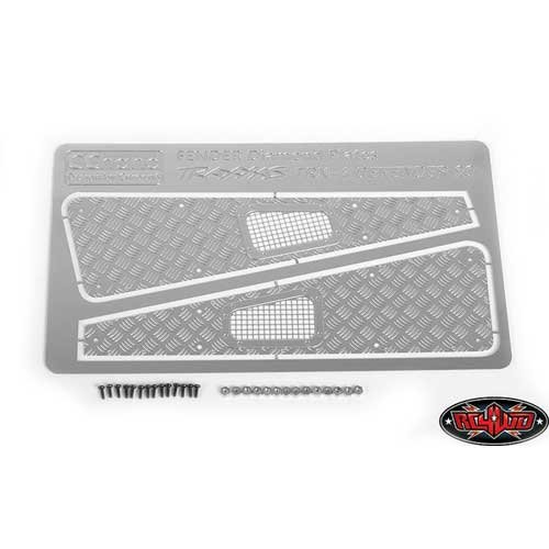 RC4WD Diamond Plate Fender Covers Traxxas TRX-4