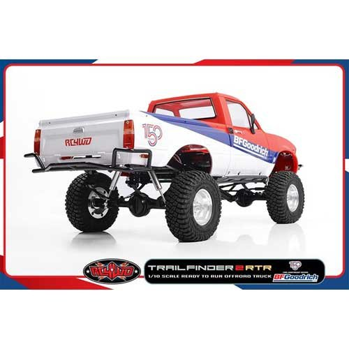 RC4WD Trail Finder 2 Truck Kit SWB RC4ZK0045
