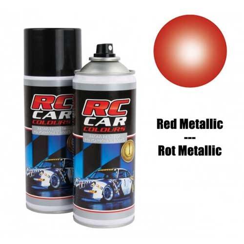 Lexan Farbe Metallic Rot Nr 937 150ml
