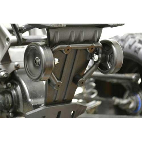 TRAXXAS XMAXX Wheelie-Bar schwarz RPM81582