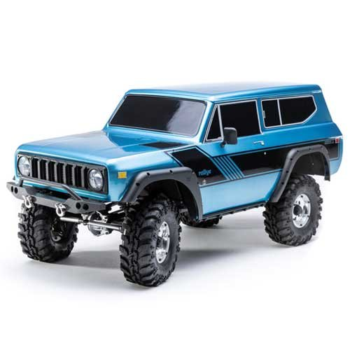 Redcat GEN8 SCOUT II 1:10 RC CRAWLER BLUE EDITION