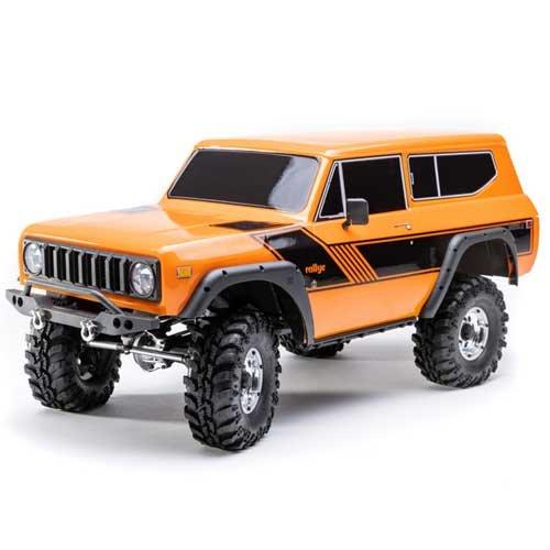 Redcat GEN8 SCOUT II 1:10 RC CRAWLER Orange