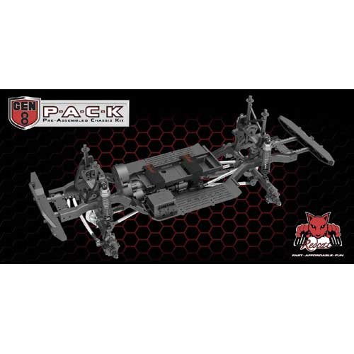 Redcat Racing Gen8 PACK Chassis Kit