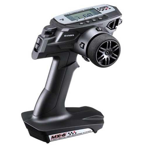 Sanwa MX-6 DRY 2x RX-391W Empfänger