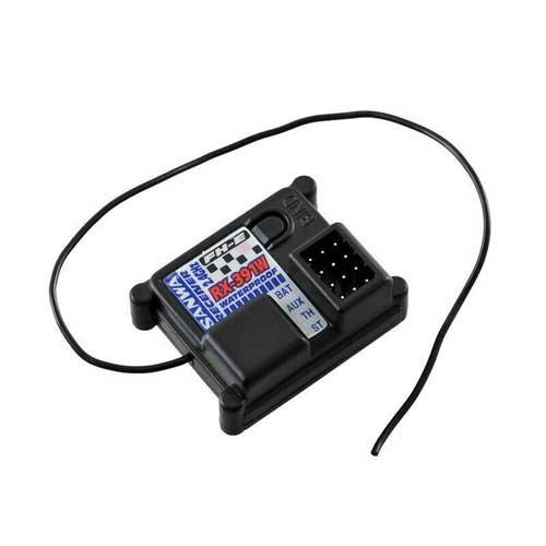 SANWA RX-391W FH-E waterproof Empfänger