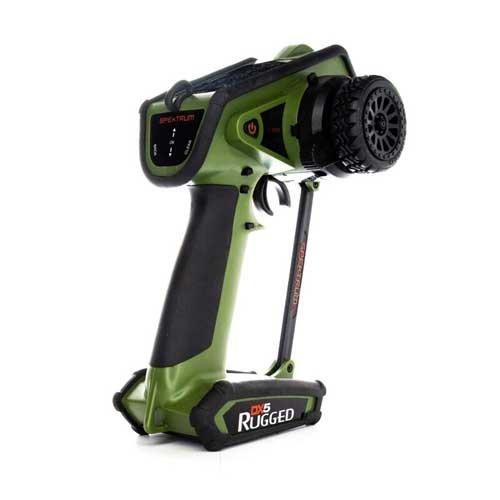 DX5 Rugged DSMR TX Only International, Green