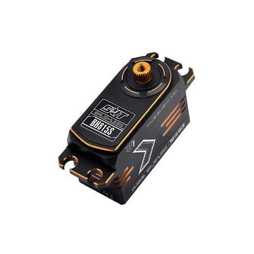 SRT Brushless Servo HV Low Profile - gold