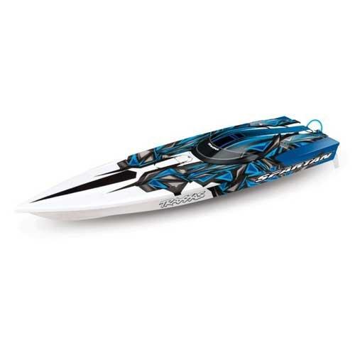 TRAXXAS SPARTAN blau-X ohne Akku/Lader