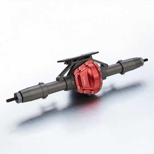 SCX10 Antriebseinheit Hinten V2 für Axial SCX 10