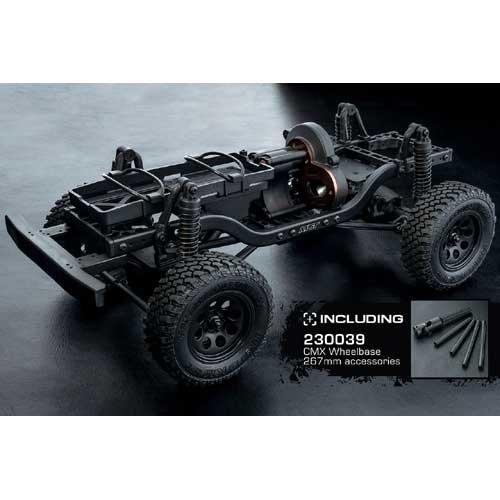 TFL CMX 1/10 4WD High Performance Off-Road Car KIT