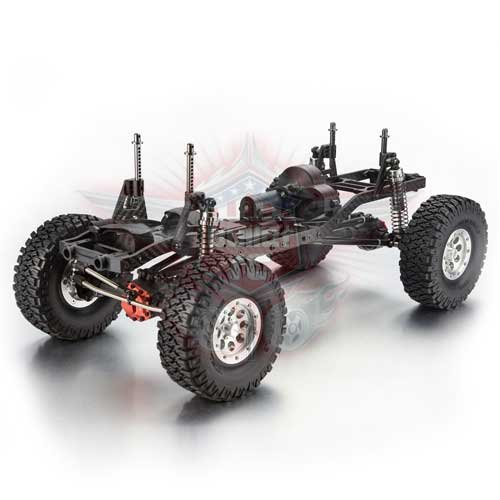TFL Racing T-11 Pro Scale Crawler Chassis TC1615