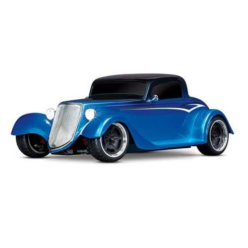 TRAXXAS Factory Five 35 HotRod-Coupe blau