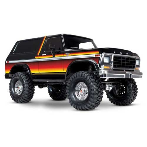 TRAXXAS TRX-4 Ford Bronco SUNSET 4x4 RTR