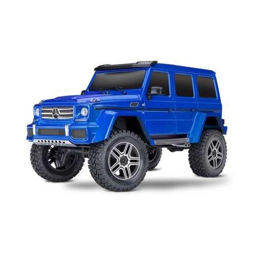 TRAXXAS TRX-4 Mercedes G 4x4 RTR 1/10 V2 Blau