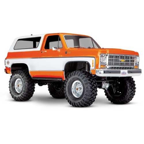 TRAXXAS Chevy Blazer 4x4 orange TRX82076