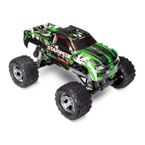 TRAXXAS Stampede grün -X RTR TRX36054-4GRN