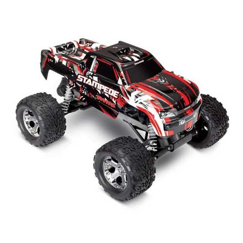 TRAXXAS Stampede rot RTR TRX36054-4RED