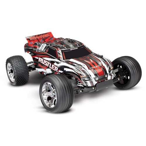 TRAXXAS Rustler RTR 1/10 2WD Monster rot