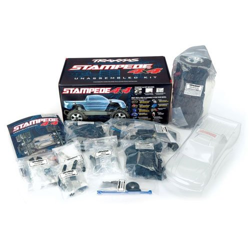 TRAXXAS Stampede 4x4 Kit 1/10 4WD Monster Truck Kit