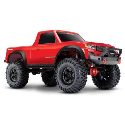 TRAXXAS TRX-4 Sport 4x4 1/10 4WD TRX82024-4RED