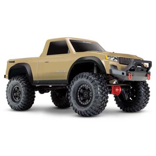 TRAXXAS TRX-4 Sport 4x4 tan RTR 1/10 4WD Scale-Crawler Brushed
