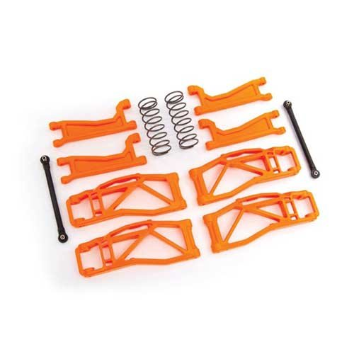TRAXXAS Querlenker-Set WideMaxx Querlenker orange