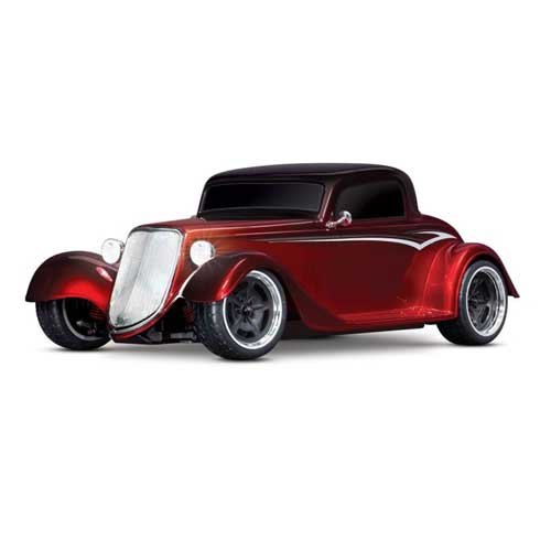 TRAXXAS Factory Five 35 HotRod-Coupe rot RTR