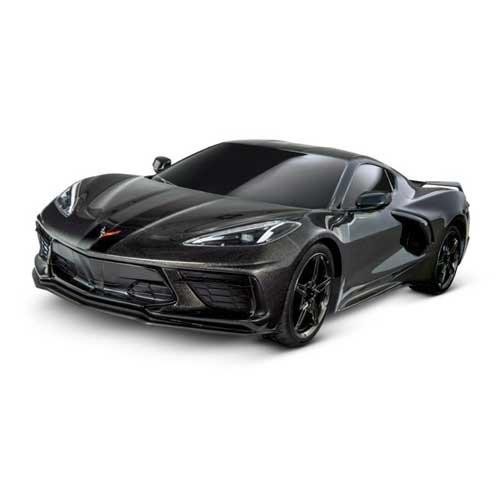 TRAXXAS 4Tec 3.0 Corvette C8 schwarz RTR