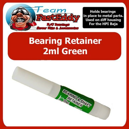 Team FastEddy Bearing Retainer
