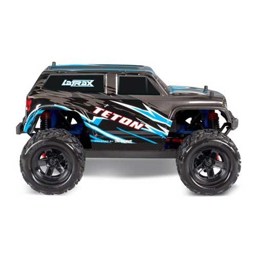LATRAX Teton 4x4 schwarz 1/18 4WD Monster Truck