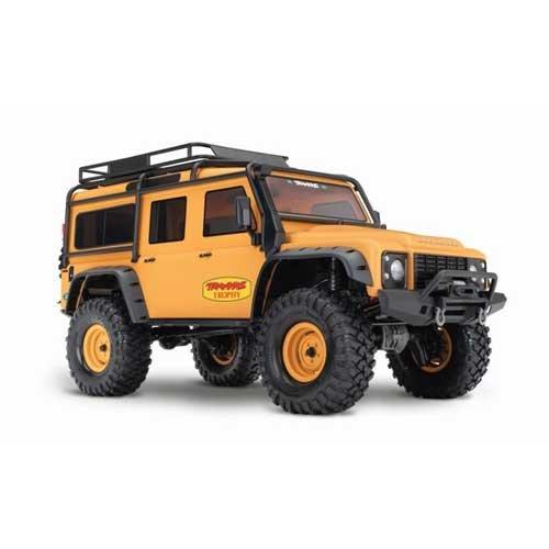 TRAXXAS TRX-4 LR Defender 4x4 RTR 4WD TRX82056-4C