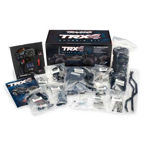 TRAXXAS TRX-4 4x4 Kit Bausatz TRX 82016-4