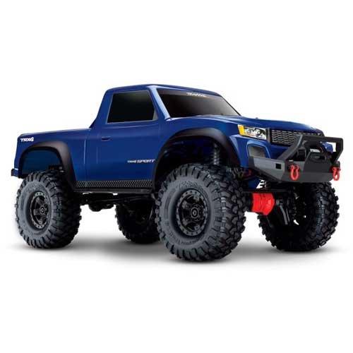 TRAXXAS TRX-4 Sport 4x4 blau RTR 1/10 4WD