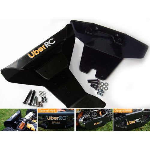 Uber RC Chassis Strebe Bumper Twin Pack