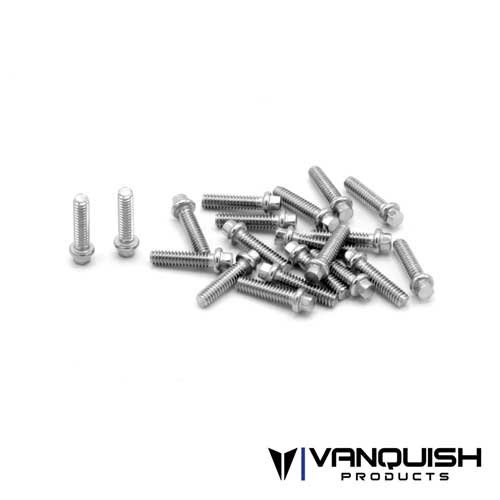Vanquish Scale M2x8 Stainless Hardware VPS01710