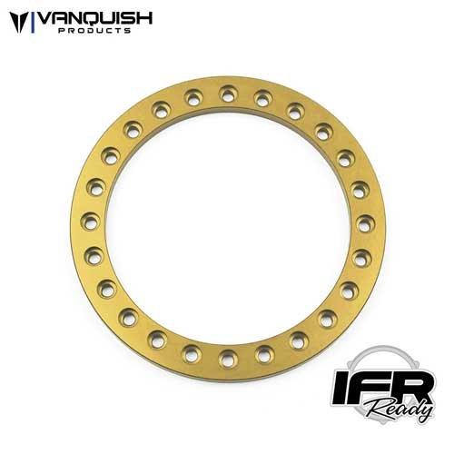 Vanquish 1.9 IFR Original Beadlock Gold Anodized