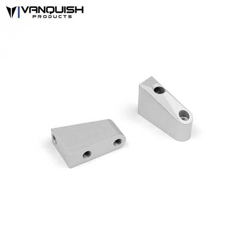 Vanquish Servo Mount Clear Anodized VPS06930