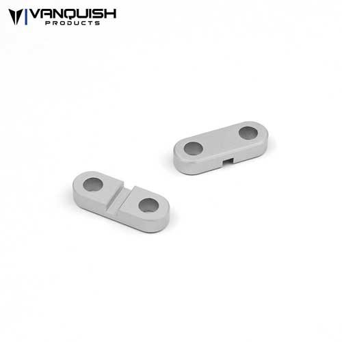 Vanquish Servo Clamp Clear Anodized VPS06932