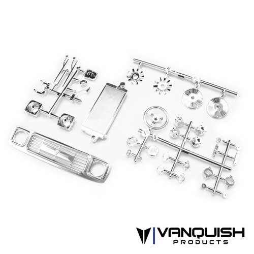 Vanquish Chrome Origin Body Detail Set