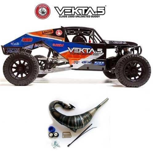 Kraken VEKTA.5 KV7702 mit VRC unsilenced Reso
