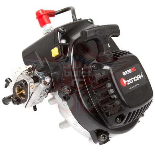Zenoah G230RC Motor 23ccm (ohne. Kupplung, Filter, Reso)