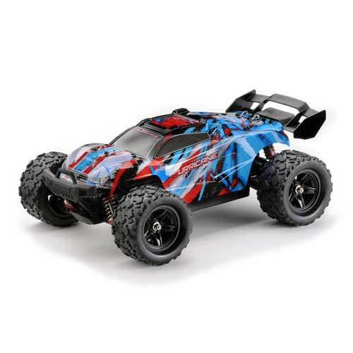 ABSIMA 1:18 Race Truck - Truggy HURRICANE blau