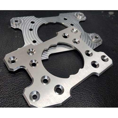 Losi 5IVE-T einstellbare Motor Montage Platte