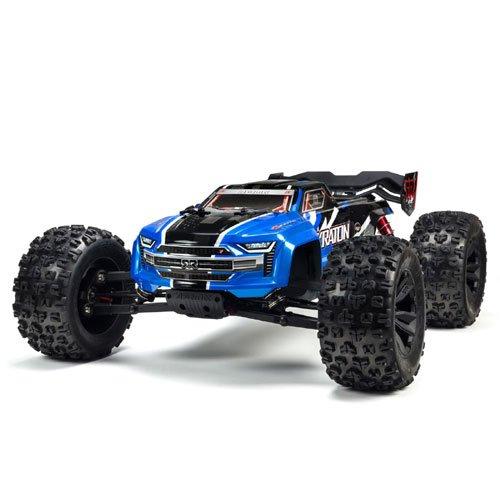 ARRMA 1/8 KRATON 4WD BLX Speed Monster Truck 6S RTR, Blau