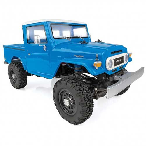 Team Associated CR12 Toyota FJ45 Pick-Up RTR, blue