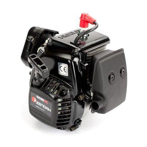 Zenoah G290RC 29cc 4-Bolt Motor chrom ohne Kupplung