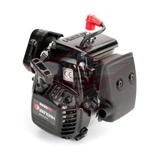 "ESP race ported Zenoah G320RC Motor Losi ""shorty"" Kupplungsgehäuse"