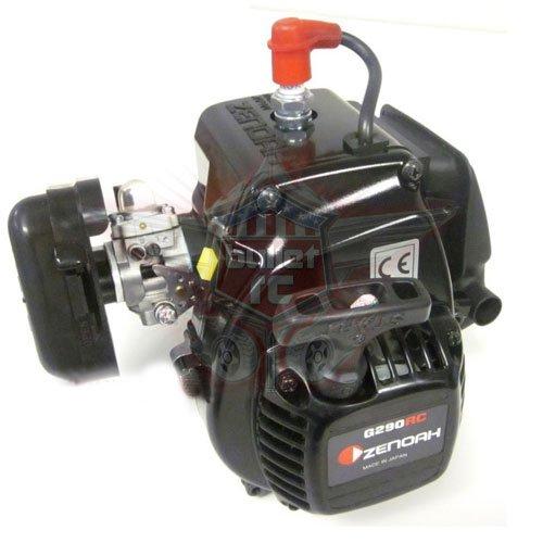 Zenoah Motor G290RC 4 Bolt 3.5 PS ohne Kupplung