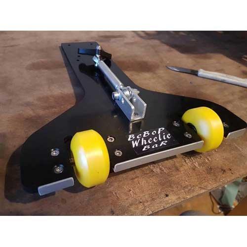 BEBOP RC Wheelie Bar für Baja/Losi Hybrid
